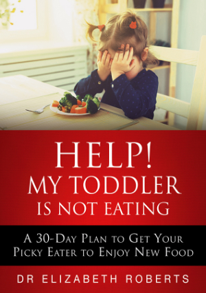 Help! My Toddler Is Not Eating